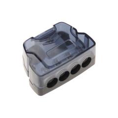New model main power distribution frame terminal block 1x0/4GA IN 4x4/8GA OUT