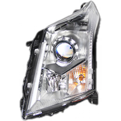 LED Daytime Running Light Car HeadLight Assembly For The 10-15 Model Cadillac SRX