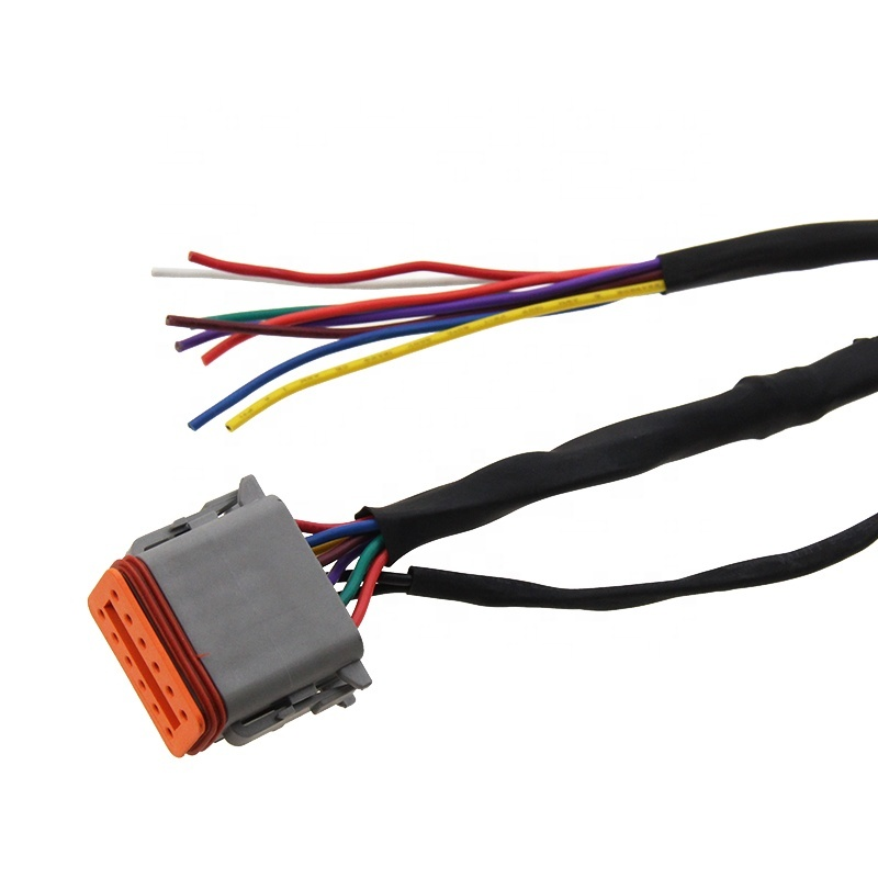 new release ODM, OEM, ROHS original product, wire harness auto wire harness