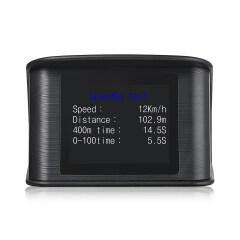 OBD 2 HUD Head Up Display Digital Car Computer Auto ECU Film Gauge Speed Meter Electronic Monitor Diagnosis Tool
