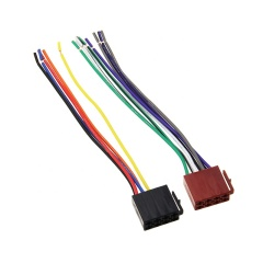 Wiring Harness for Car Speaker Stereo Receiver Wire Harness Connector Kit