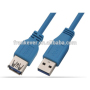 HIGH SPEED USB3.0 AM TYPE TO AF TYPE USB CABLE
