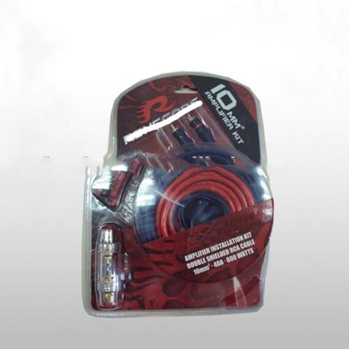 standard Amp wiring kit 4GA Amplifier Wiring Kit