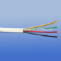 4 core flat telephone Cable,flat telephone wire