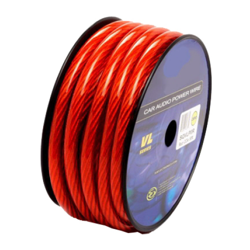 car audio copper power cable