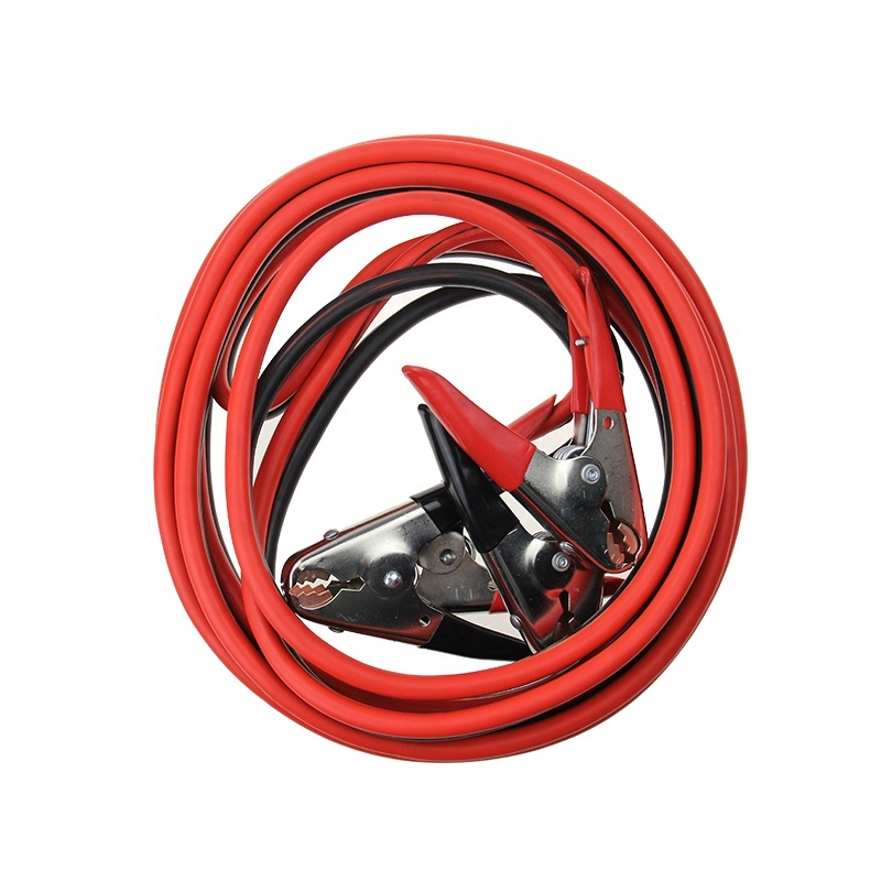 20 Foot High Quality Safety Battery Booster Cables for Dead Battery Car