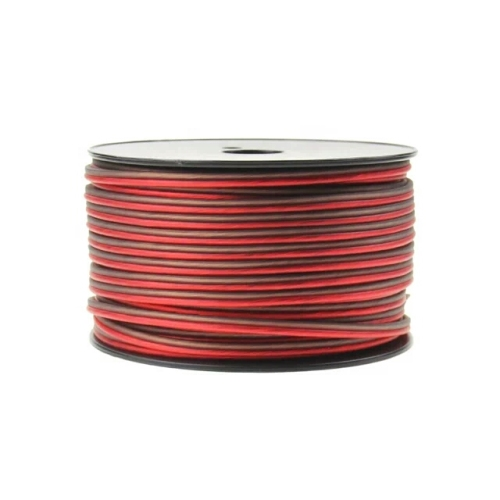 20AWG Transparent flexible PVC CU material Car Speaker cable