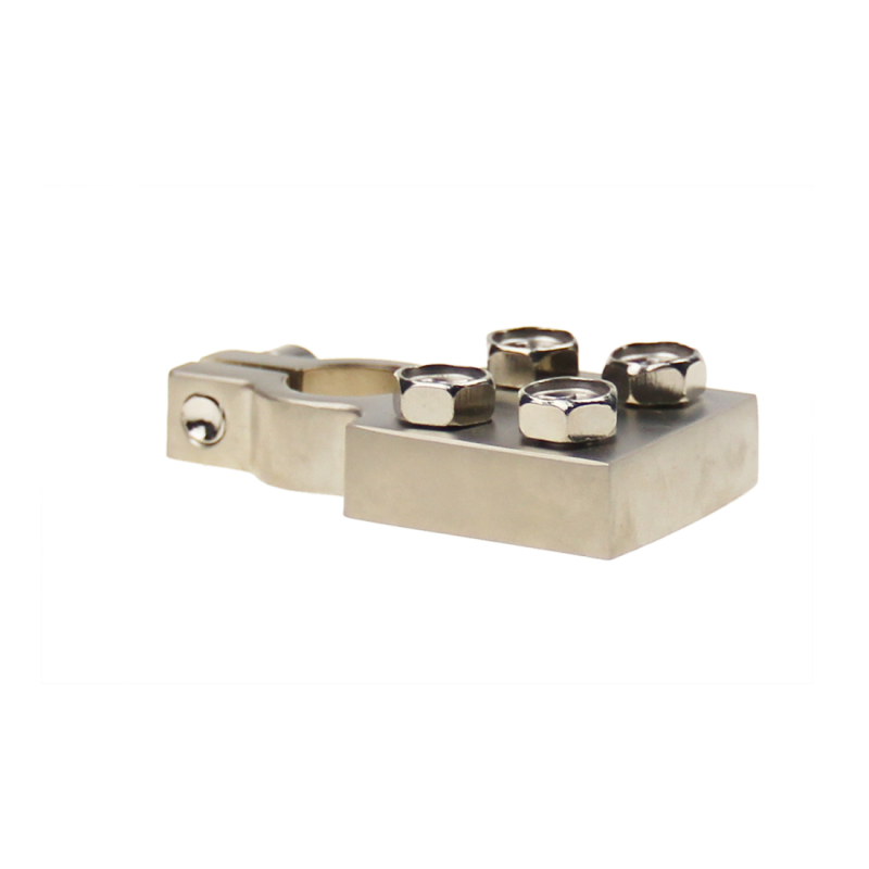 4 ways battery terminal fit with power cable 0GA/2GA/4GA/6GA/8GA/10GA