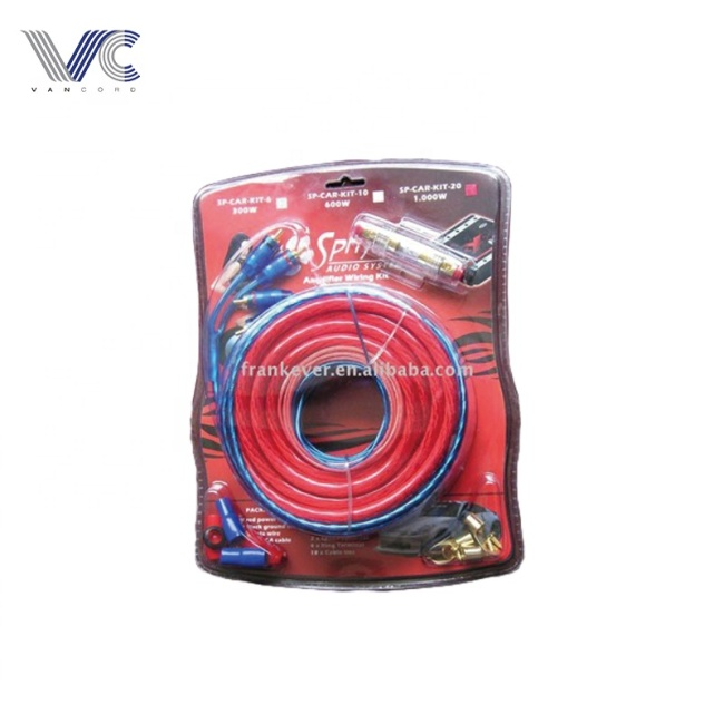 car amplifier wiring kit high quality car audio cable kits