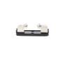 Zinc alloy and PC 30A 250A automotive mini auto fuse holder car audio anl afs fuse holder
