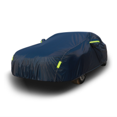 OEM waterproof car cover tent polyester taffeta 190T folding garage car cover