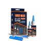 Sew Glue 60ml+120ml Sew Glue Liquid Adhesive Speed Fix for All Fabrics