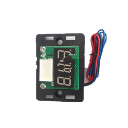popular DC 0-30V car amplifier LED Panel Meter Digital Voltmeter