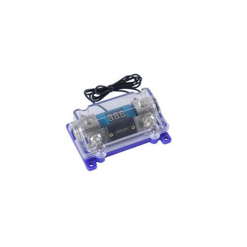 12V Automotive digital display Fuse holder/car anl fuse box