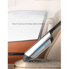New arrival auto car vacuum cleaner wireless 13000PA  portable car vacuum cleaner