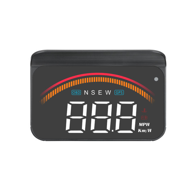 Multifunction 5.5 Inch Car OBD2 Heah Up Display Car Hud Head up Display
