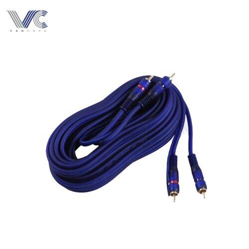 A/V PVC 4R- 4R RCA Cable car audio wire RCA wire