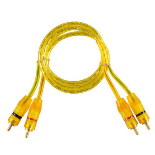 hot selling 2R-2R 5M Audio RCA cable for speaker