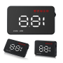 Car HUD OBD 2 car Head-Up Display Overspeed Warning System Car Accessories Water Temperature Alarm