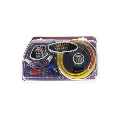 10 gauge amplifier Installation wring Kit
