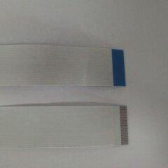 HX-FFC40 AWM 20624 80C 60V VW-1 40 Pin 0.5mm 1.25mm 2.54mm pitch FFC Flexible Flat Cable for Printer