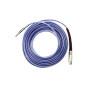 Female To Female Microphone Cable Balanced Mic Cord 3-Pin XLR