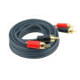 New arrival  2 channel  RCA Audio Cable Car audio cable home audio wire