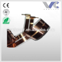 FrankEver Self-adhesive OFC Copper Flat Speaker Cable Super Slim