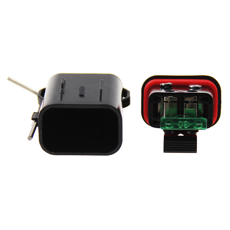 waterproof ATC automotive fuse holder fuse box