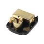 Zinc alloy 2*0/4ga automotive battery terminal clamp car battery terminal connector