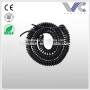 FrankEver high quality auto power electrical spiral cable