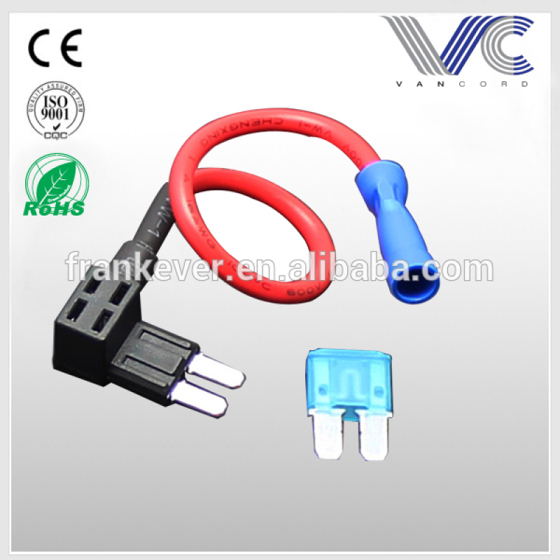 Frankever hot selling micro 2 blade fuse holder (5A,7.5A,10A,15A,25A,30A)