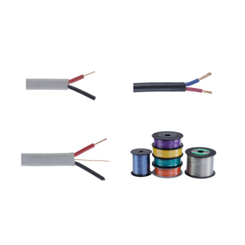2015 hot sale Two cores PVC insulation power cable
