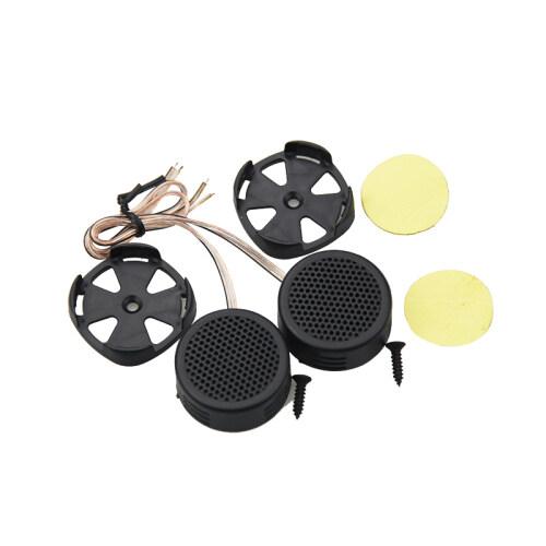 Heavy Duty Marine Audio Car Tweeter Speaker for 300 Watt 200 Watt (Sold in Pairs)