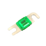 Mini ANL AFS 30 Amp 80Amp 100 Amp Silver Plated/Gold plated Auto Fuse