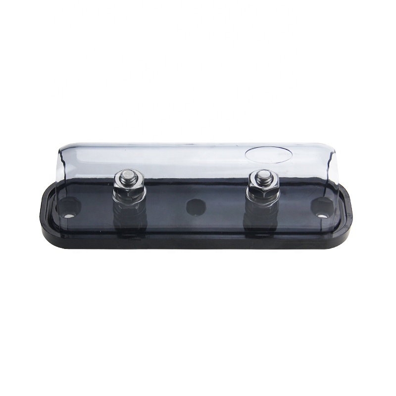 0/4 Gauge AWG In-Line ANL Fuse Holder with 300 Amp Fuse