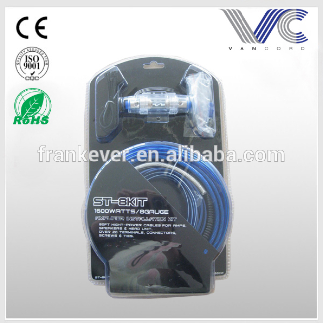 OFC Car Audio Connection Kits Car Amplifier Wiring Kit