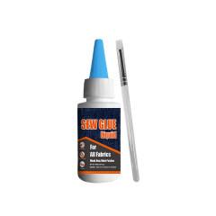 Sew Glue 60ml Blister Card Packaging Liquid Glue for Clothes