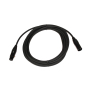 high grade low noise microphone cable 2 cores OD 6mm OFC XLR stereo microphone cable