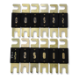 Stock ANL fuse in Gold plated car ANL fuse 40A-400A