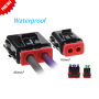2019 new waterproof atc blade auto fuse holder with fuse kit