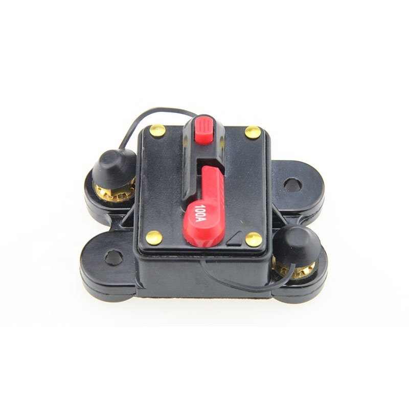 high voltage waterproof FUSE HOLDER