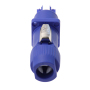3 pole Stage light  use powercon connector Power aviation socket with material Nylon
