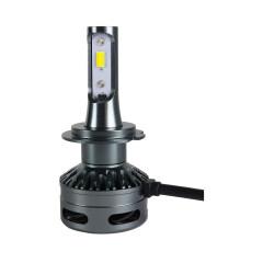 LED headlight bulb Tri color H1 H7 H8/H11 9005/9006 9012 led headlights automotive accessories