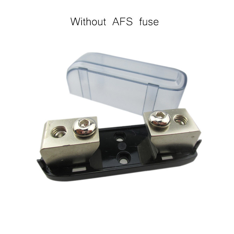 Mini Auto Fuse Holder Waterproof Automotive Car Audio Anl Afs Fuse Holder