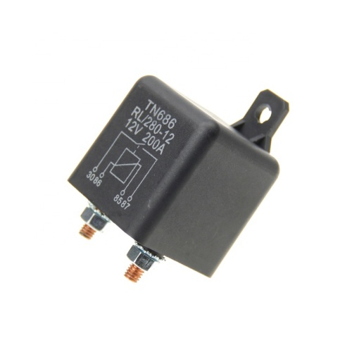Electronic Accessories 12V/200A  Low Power Current Relay