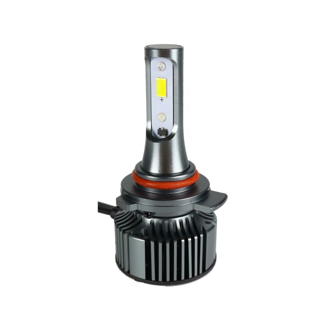3 Colors LED Headlight Tri-color LED H1 H7 H11 9005/9006 9012 LED Headlight Bulb