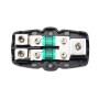 New style automotive plastic waterproof 12V 24V fuse holder box car fuse holder