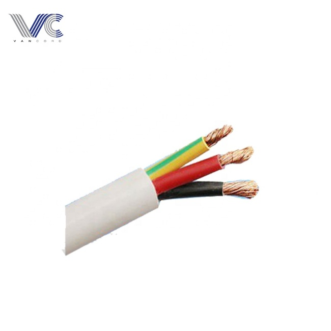10MM 3 cores RVV CABLE power cable