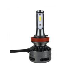 Motorcycle LED Headlight 36W 3600lm E9 H1 H7 H8/H11 9005/9006 9012  Car Headlights LED Headlight Bulb